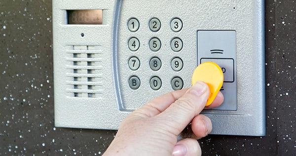 Installation Systeme Controle Acces Haute Savoie